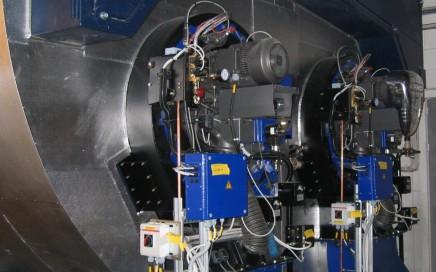 Skellefteå Kraft AB. LOOS UT-HZ 26000 SAACKE SKV-A. 25 MW 16 bar 204°C EO1