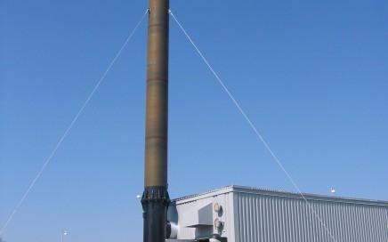 Göteborg Energi AB. Transportabel central 1,8 MW naturgas