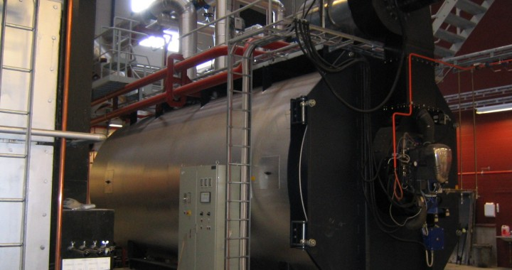 Hedemora Energi AB. LOOS UT-H 12000 SAACKE SKV-A. 12 MW 16 bar 204C EO 1